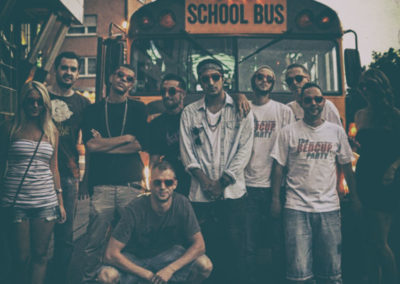 Shuttle Bar – Partybus Stuttgart – Geburtstagsfeier